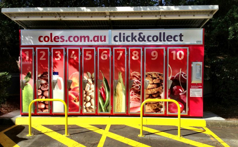 "Will ""Click and Collect"" Solve the Delivery Headaches for Grocers?"