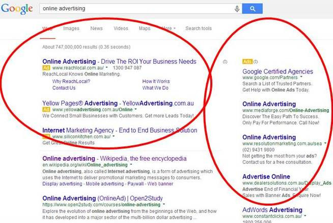 Creating ADs for Pay-Per-Click Campaigns
