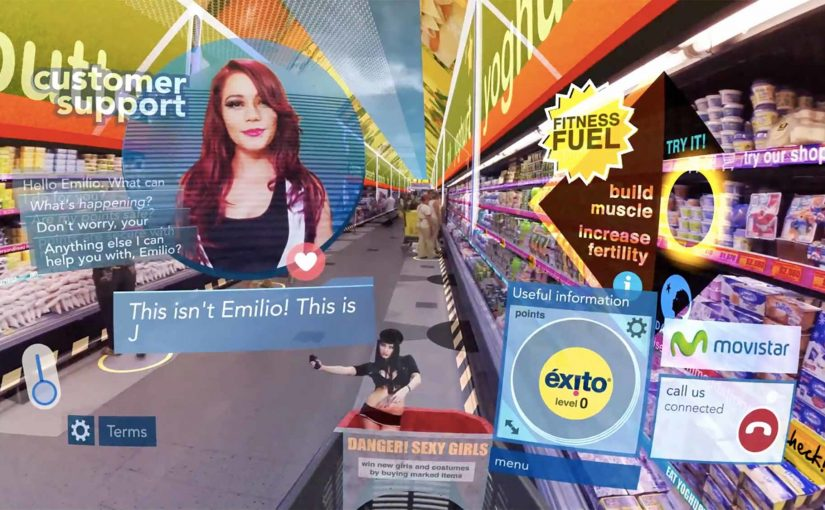 Augmented Reality in Retail – a Useful Customer Experience