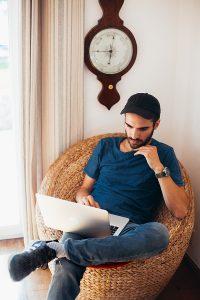 business blog post